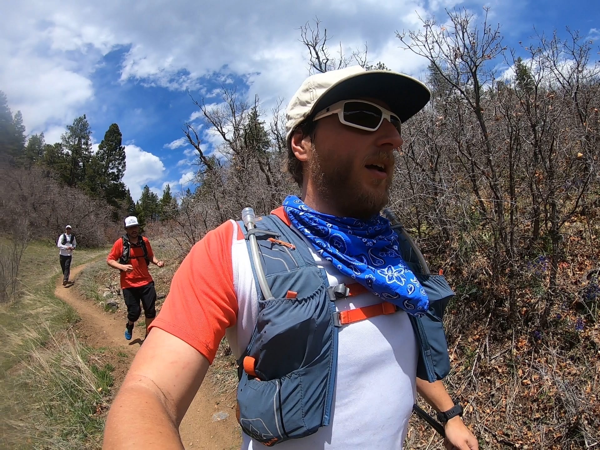 Adventure, Challenge, Community on the trails